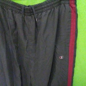 Champion Polyester Running Pants